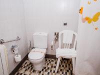 Hotel Salvevir Baño Adaptado