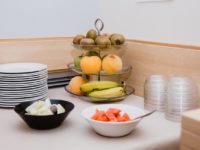 desayuno fruta hotel salvevir