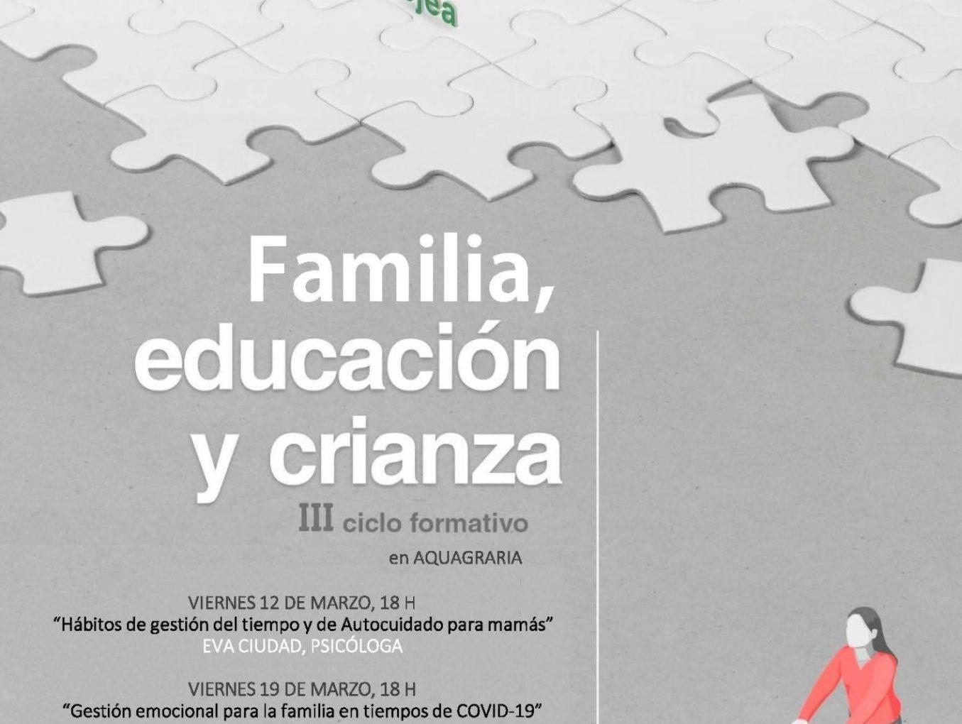 ESCUELA DE FAMILIAS MUNICIPAL DE EJEA