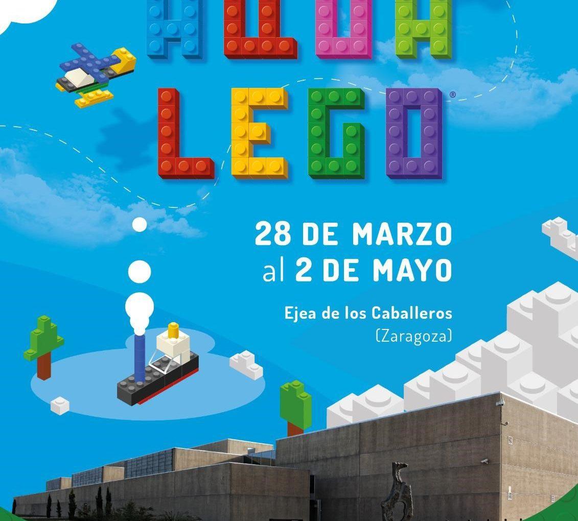 """EXPOSICIÓN """"AQUA LEGO"""""""